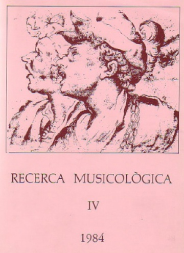 Musicological Research IV