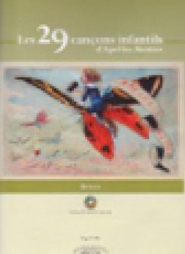 Las 29 canciones infantiles de Apel·les Mestres (letras)
