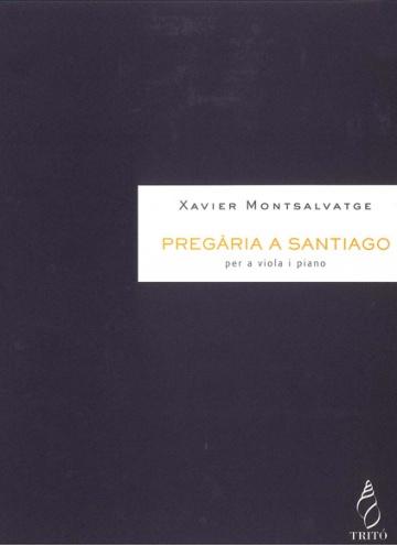 Pregaria a Santiago, for viola and piano