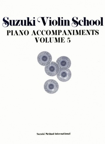 Suzuki Violin School vol. 5