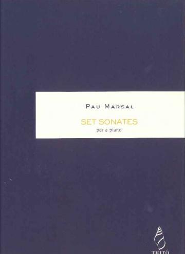 7 sonates per a piano
