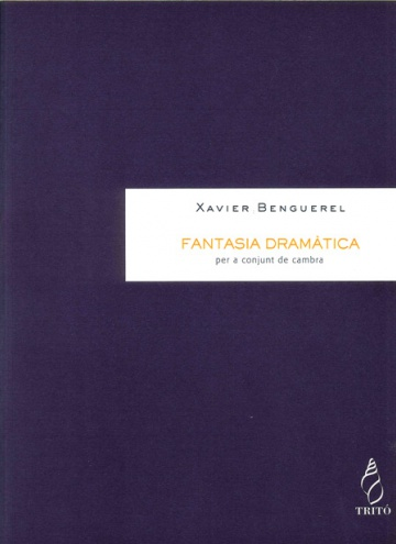 Fantasia dramàtica, for chamber ensemble