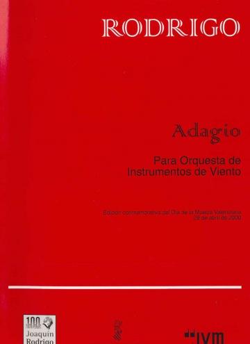 Adagio (partitura general sin partes)