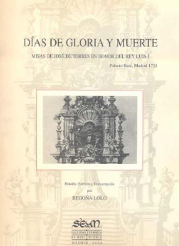 Días de gloria y muerte. Misas