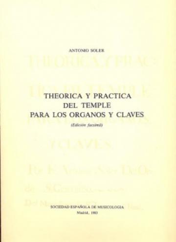 Theorica y practica del temple en los organos y claves (facsimile)
