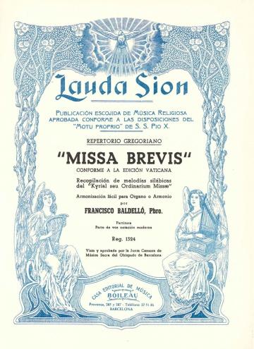 Misa Brevis