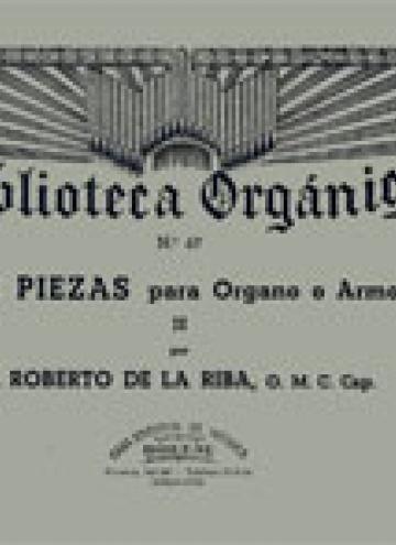 Tres piezas Vol.2º, by Roberto De La Riba