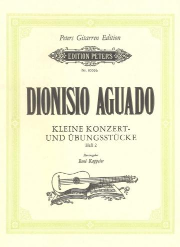 Little Concert Pieces and Studies from 'Método de Guitarra' (1825) Vol.1