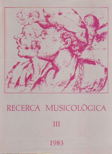 Musicological Research III