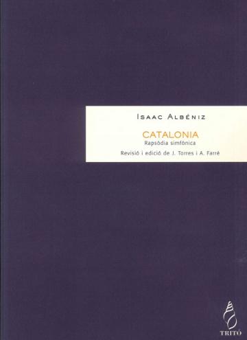 Catalònia. Rapsodia sinfónica