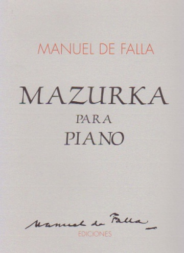 Mazurka in c minor