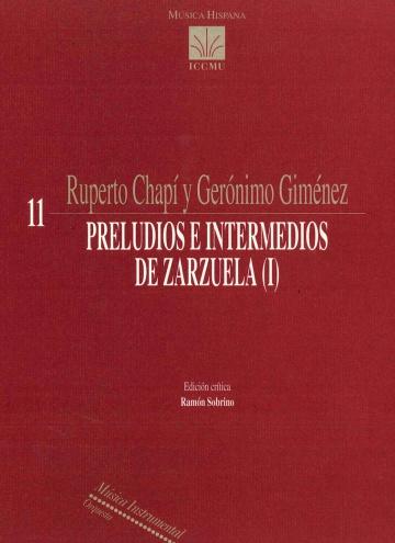 Preludios e intermedios de zarzuelas