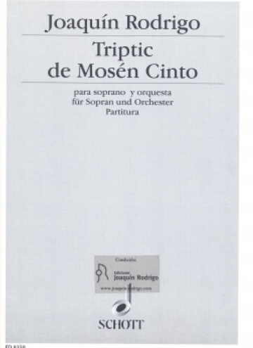 Triptic de Mosén Cinto