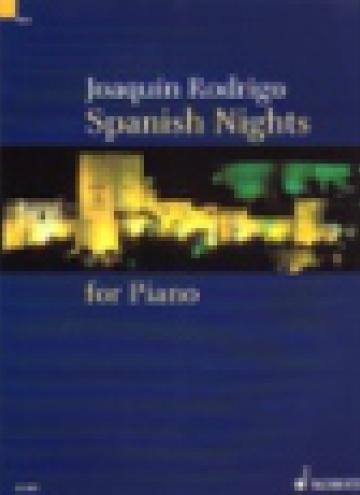 Spanish Nights, for piano