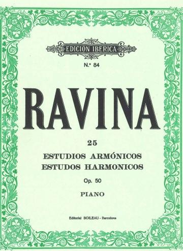 25 estudios armónicos op. 25