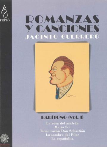 Romanzas y canciones - Barítono I