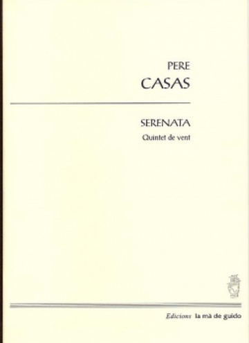 Serenata, for wind quintet