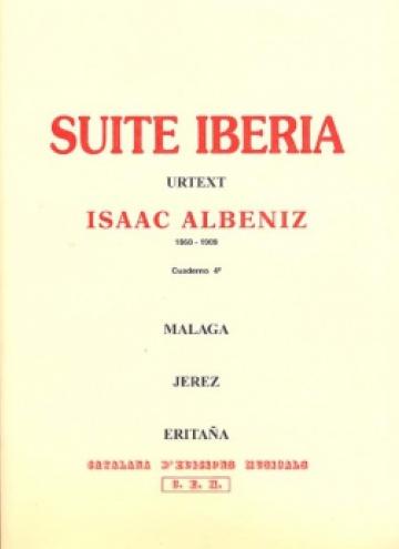 Suite Iberia (fourth book)