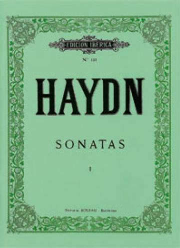 Sonatas Vol.I (1-10), de F. Joseph Haydn