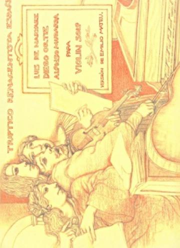 Tríptico renacentista español