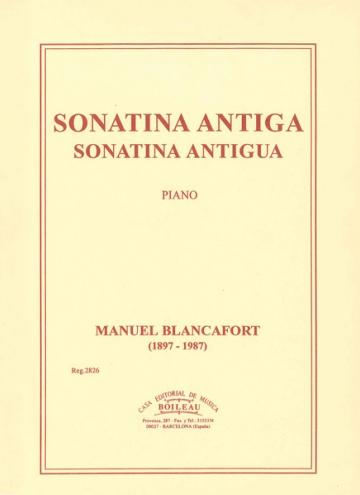 Sonatina Antiga