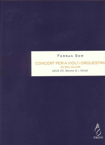 Concierto para violín (general)