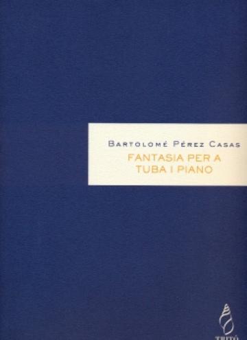 Fantasia for tuba and piano
