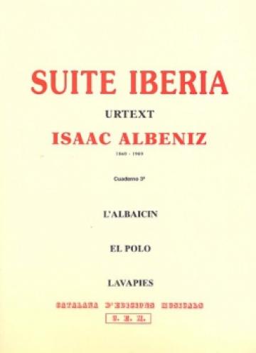 Suite Iberia (third book)