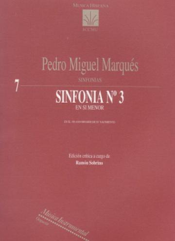 Symphony n. 3 in B minor