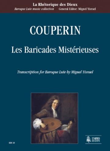 Les Baricades Mistérieuses for Baroque Lute, de François Couperin