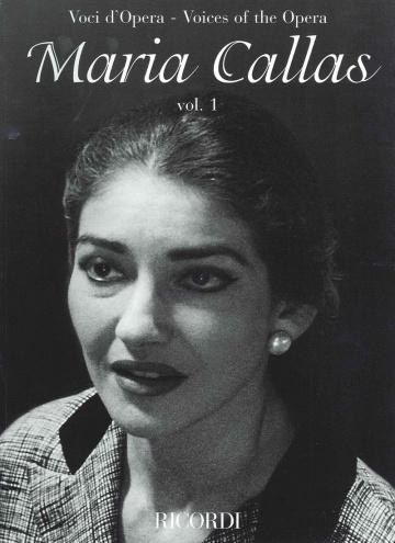 Veus d'òpera . María Callas - vol I
