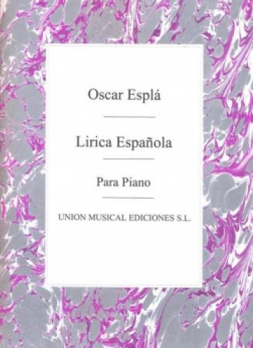 Lírica española, op.54 (Quadern I: esbossos de Llevant)