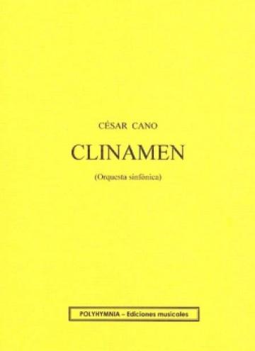 Clinamen, per a orquestra