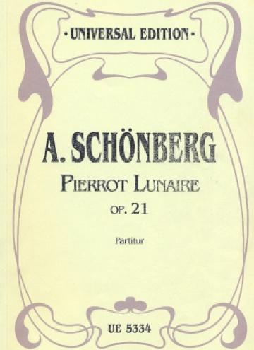 Pierrot Lunaire, op.21