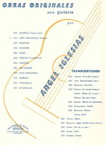Aires regionales