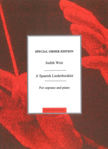 A Spanish Liederbooklet