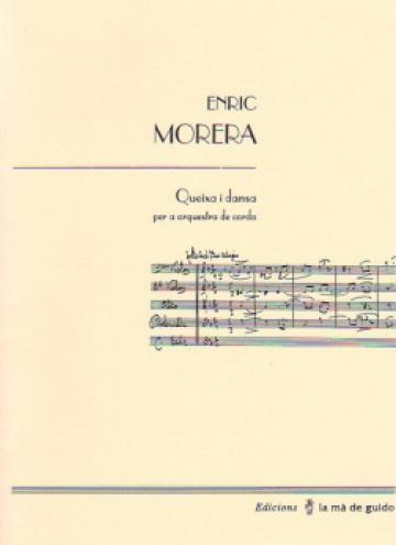Queja y danza, para orquesta de cuerda