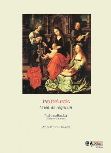Pro defunctis - Misa de Requiem (SATB)
