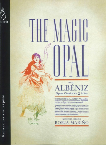 The Magic Opal (piano reduction)