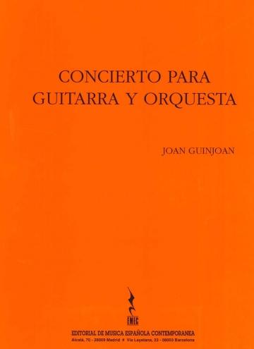 Concert per a guitarra i orquestra,
