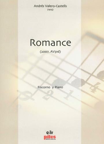 Romance. Fliscorno y Piano (2007 AV31d) , de  Andrés Valero