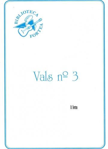 Vals nº 3