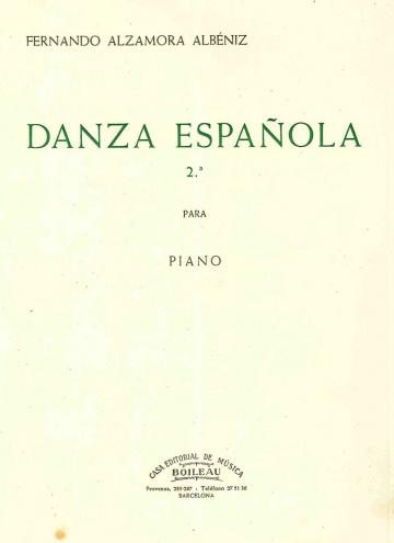 Danza española nº 2