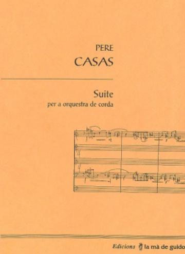 Suite per a orquestra de corda