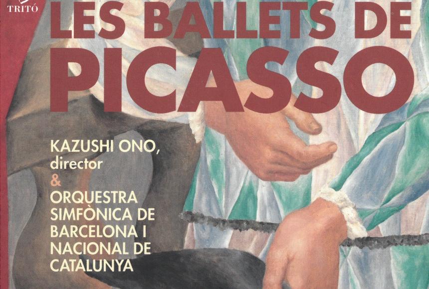 """Release of the double album """"Les ballets de Picasso"""""""