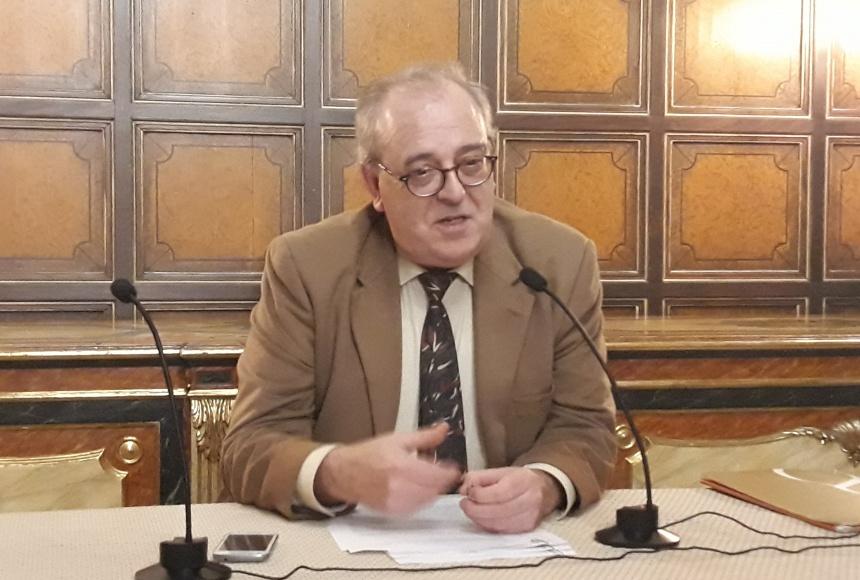 Expressem el nostre més sentit condol per la mort del nostre company i amic Josep Dolcet (1961-2020)